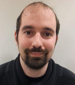 Jorn Hartman, Laboratory Technician